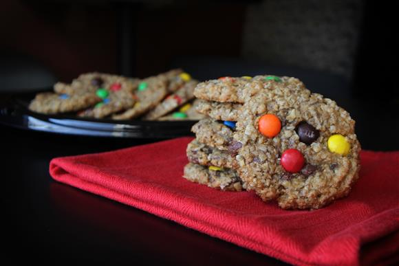 Monster cookies (no tray)